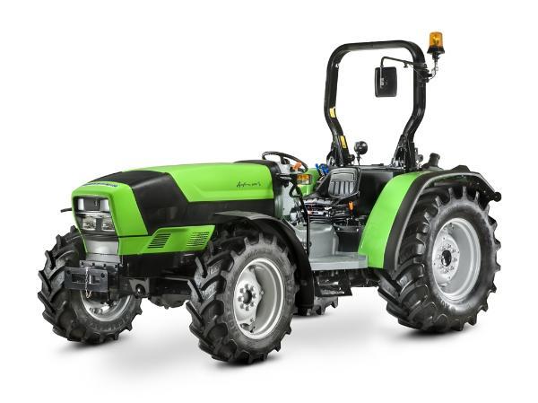 Deutz Fahr Tractors Linndale