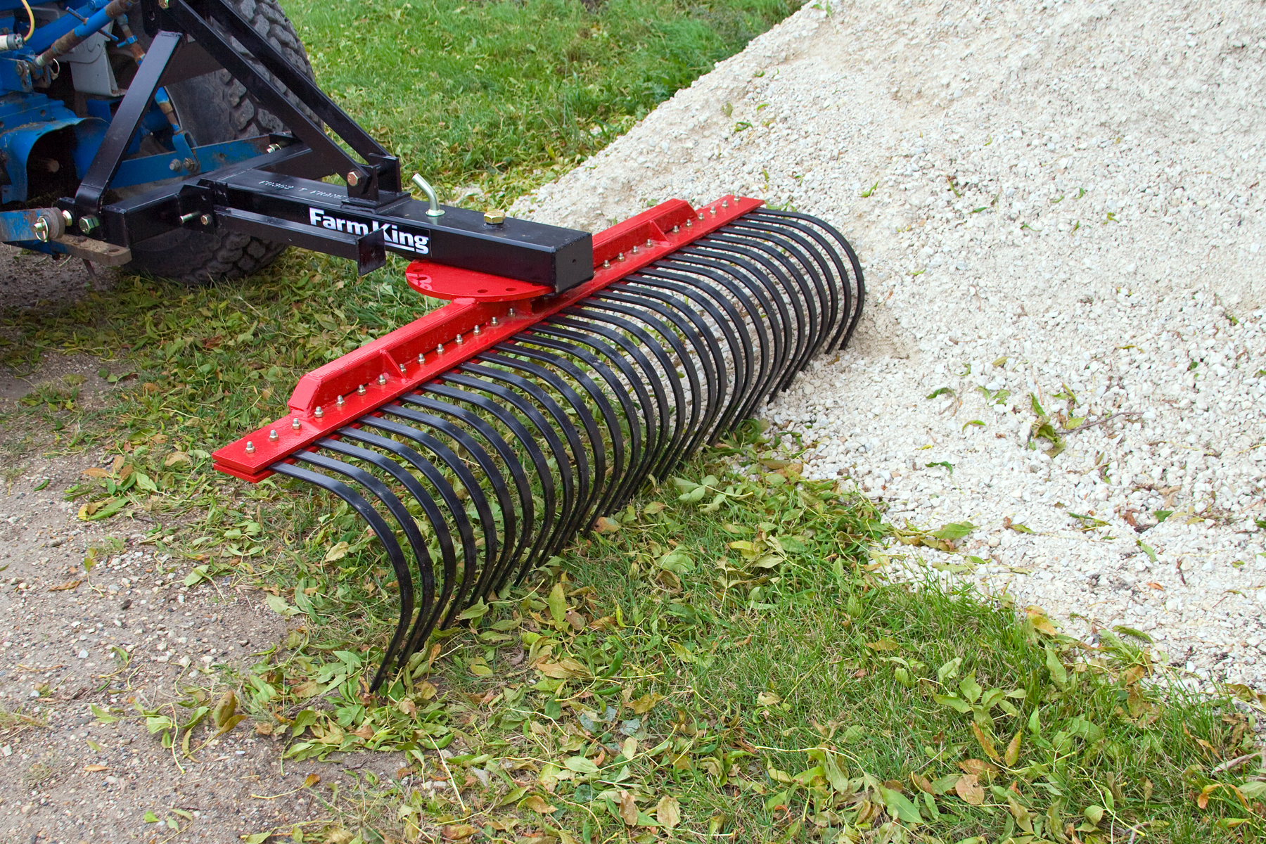 Products page 3 linndale farm king landscaping rake workwithnaturefo