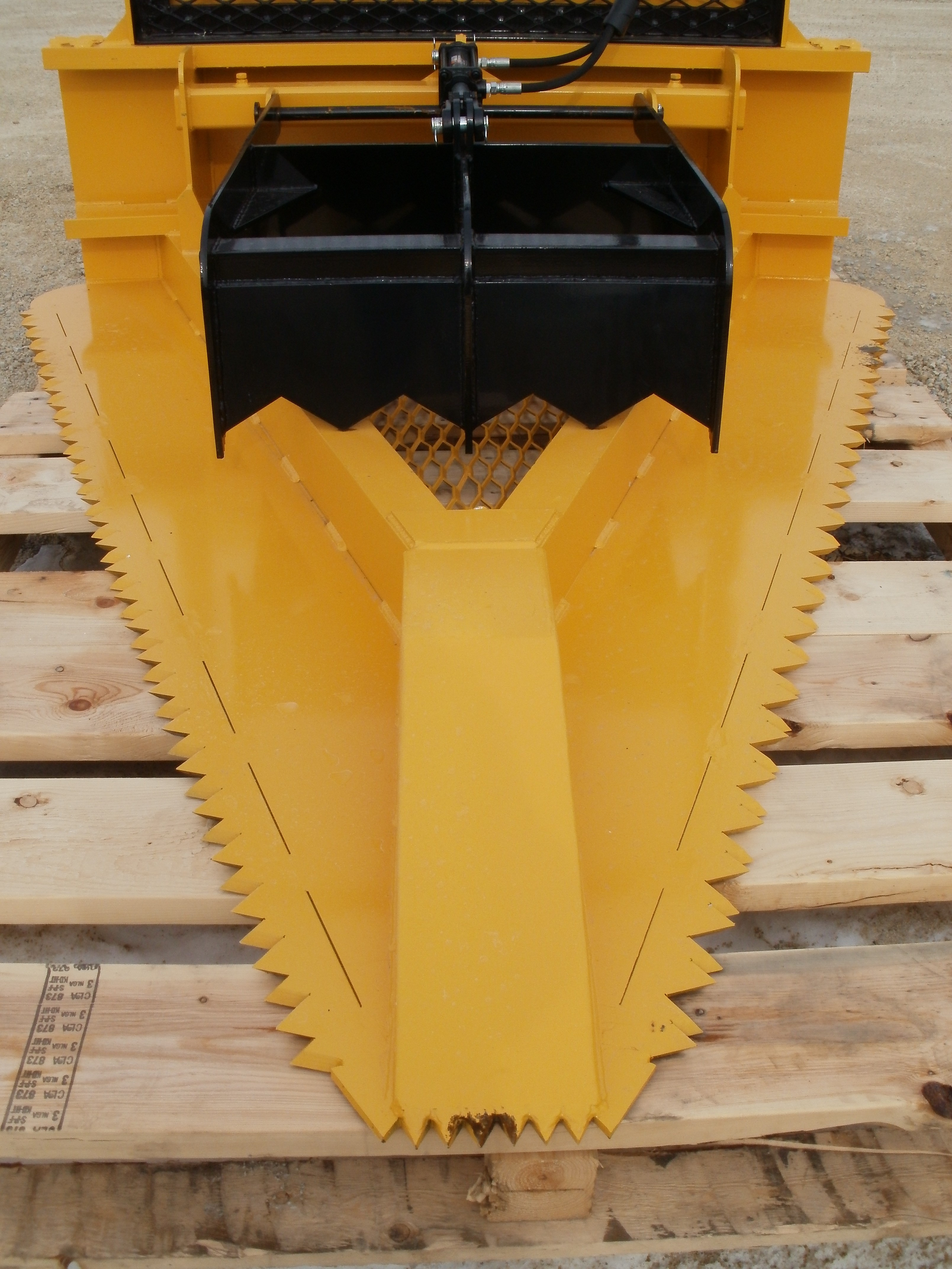 Root Hog Skid Steer Attachment Linndale